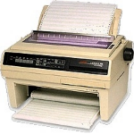 OKI Microline 395C Color 610cps 360 x 360DPI Dot Matrix Printer