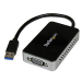 StarTech.com USB 3.0 to VGA External Video Card Multi Monitor Adapter with 1-Port USB Hub – 1920x1200