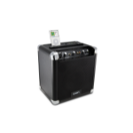 ION Audio TAILGATER 2.0channels 16W Black docking speaker