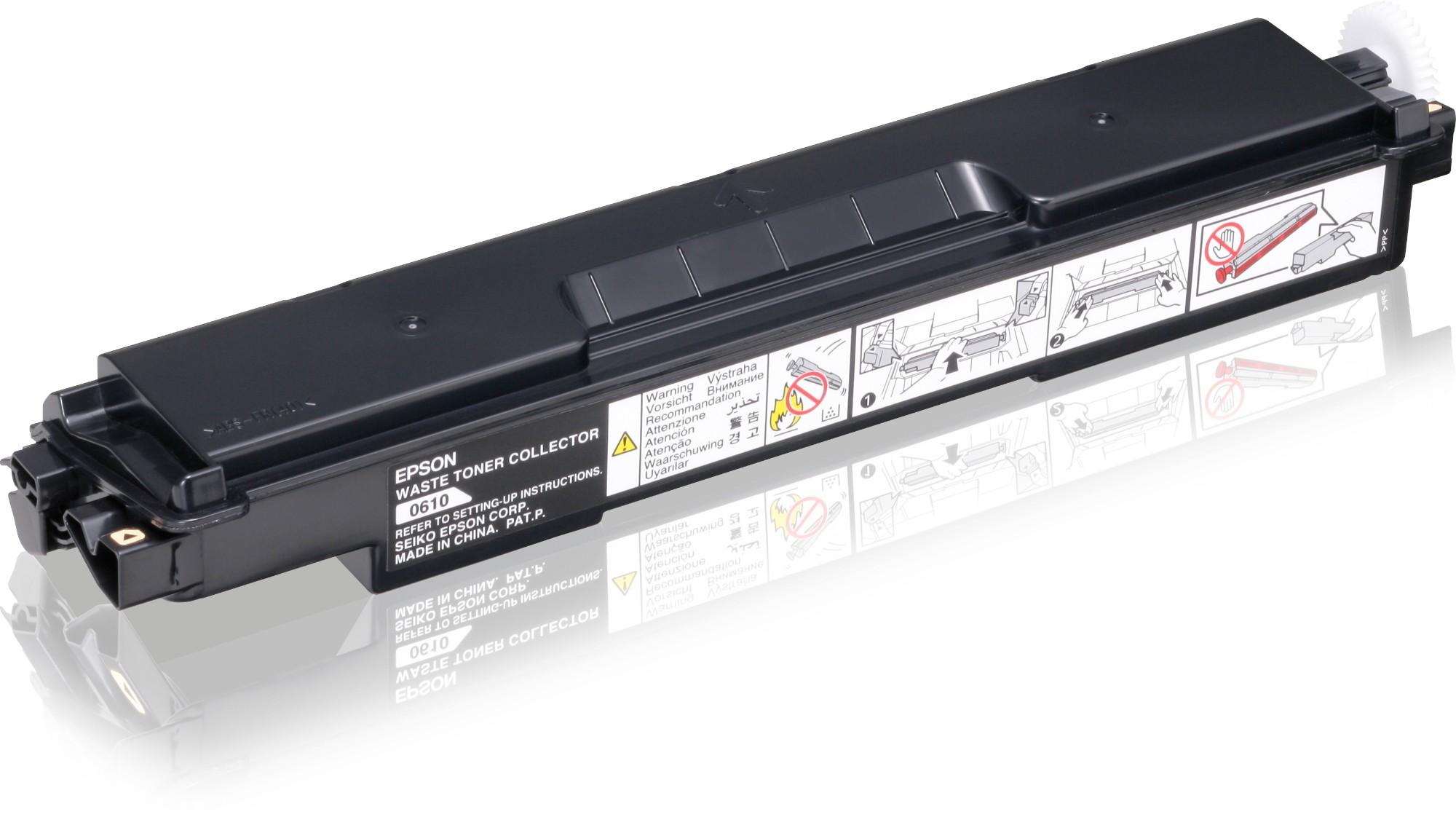 Epson Colector de tóner usado 24k