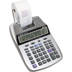 Canon P23-DTSС Pocket Printing calculator Silver