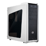 Cooler Master CM 590 III Midi-Tower White computer case