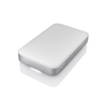 Buffalo MiniStation Thunderbolt 1.0TB external hard drive 1000 GB Silver,White