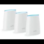 Netgear RBK43 Tri-band (2.4 GHz / 5 GHz / 5 GHz) Gigabit Ethernet White wireless router