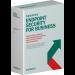 Kaspersky Lab Endpoint Security f/Business - Advanced, 15-19u, 1Y, Base RNW Base license 15 - 19user(s) 1year(s) Dutch, English