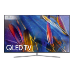 """Samsung Q7F QE75Q7FAMTXXU TV 190.5 cm (75"""") 4K Ultra HD Smart TV Wi-Fi Silver"""