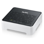 Zyxel AMG1001-T10A router Negro, Blanco