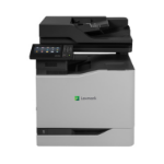 Lexmark CX820de 1200 x 1200DPI Laser A4 50ppm Black,Grey multifunctional