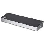 StarTech.com Dock USB C para Triple Pantalla 4K con 5x Puertos USB 3.0 - PD de 100W