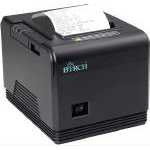 Birch CP-Q3 80mm Thermal receipt printer Built-in Ethernet, USB, Serial with PSU. Black Colour
