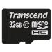 Transcend 32GB microSDHC Class 10 UHS-I (Ultimate) 32GB MicroSDHC MLC Class 10 memory card
