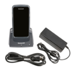 Honeywell CT50-EB-0 mobile device dock station Black