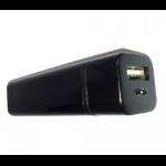 Dynamode USB-PBK-68A-BL 3000mAh Black power bank