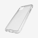 "Tech21 Pure Clear mobile phone case 16.5 cm (6.5"") Cover Transparent"