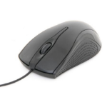Spire SCROLLER mice USB Optical 800 DPI Ambidextrous Black