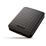 Seagate Maxtor M3 external hard drive 500 GB Black