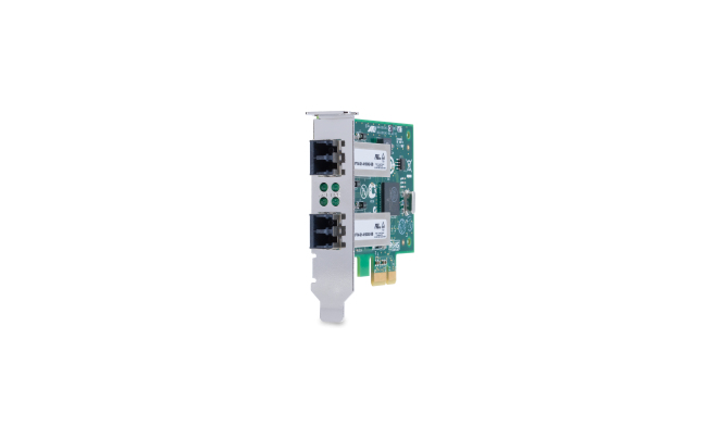 Allied Telesis AT-2911SX/2LC-001 Internal Ethernet 1000Mbit/s