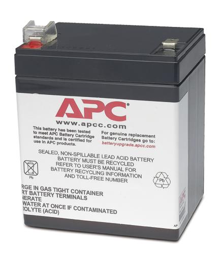 APC Battery Cartridge Sealed Lead Acid VRLA