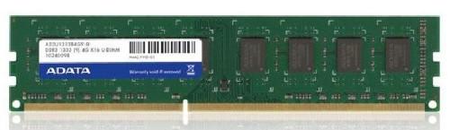 ADATA AD3U1333C2G9-S memory module 2 GB DDR3 1333 MHz