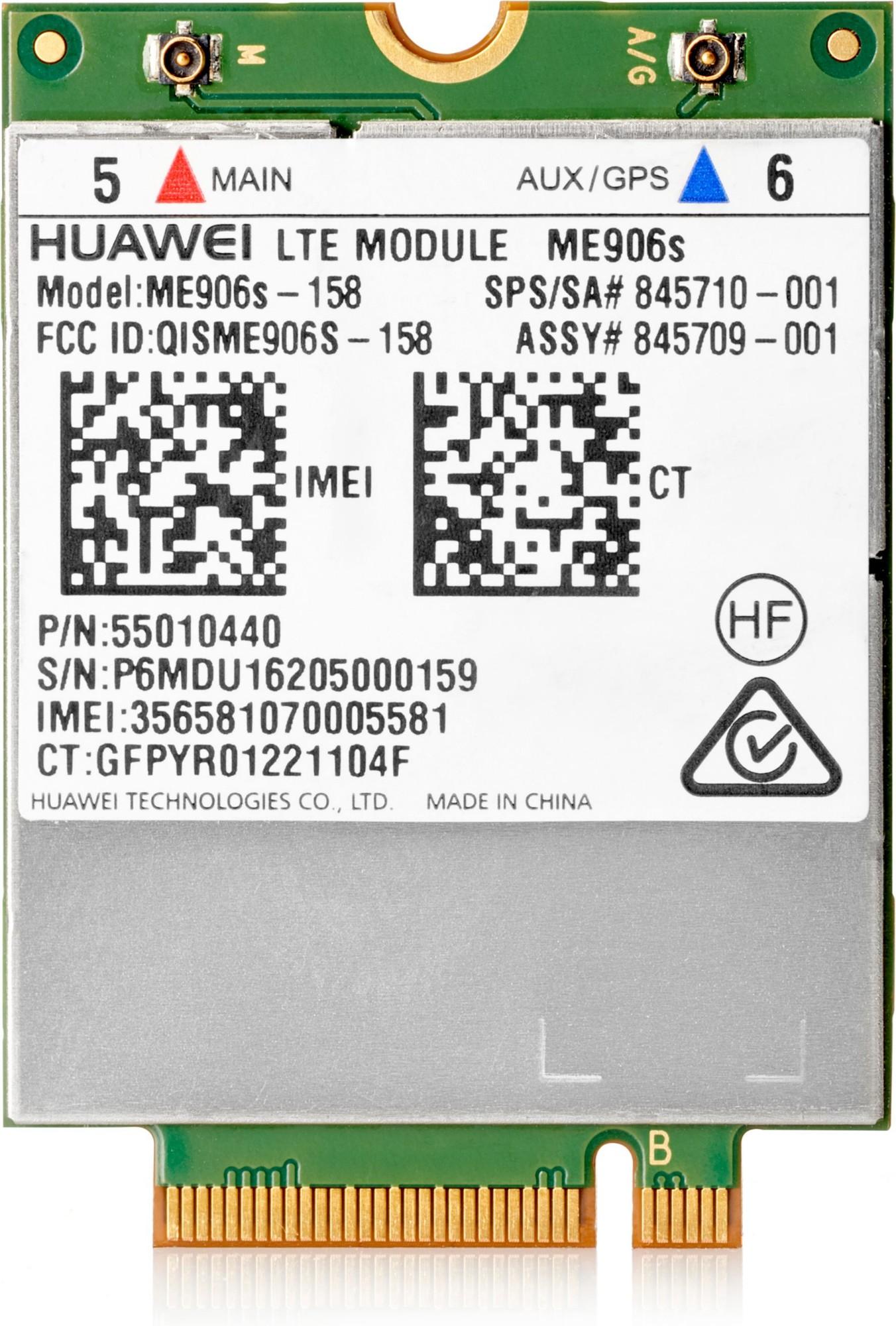 HP lt4132 LTE/HSPA+ 4G WWAN (1HC91AA)