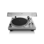 Lenco L-3808 Direct drive audio turntable Black,Grey