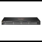 Hewlett Packard Enterprise Aruba 2530 48G Managed L2 Gigabit Ethernet (10/100/1000) 1U Grey