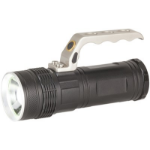Generic 600 Lumen Rechargeable LED Spotlight with Adjustable Beam and Cree XML LED