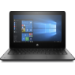 "HP ProBook x360 11 G1 EE Black Notebook 29.5 cm (11.6"") 1366 x 768 pixels Touchscreen Intel® Celeron® N3350 2 GB DDR3L-SDRAM 64 GB eMMC"
