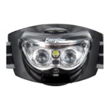 Energizer 632648 Headband flashlight LED Black flashlight