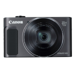 "Canon PowerShot SX620 HS Compact camera 20.2MP 1/2.3"" CMOS 5184 x 3888pixels Black"