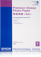 Epson Premium Glossy Photo Paper, DIN A2, 255g/m², 25 Sheets