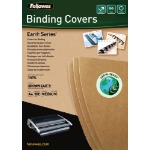Fellowes 5361701 A4 Paper Brown 100pc(s) binding cover