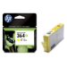 HP 364XL Yellow Ink Cartridge Original Amarillo 1 pieza(s)