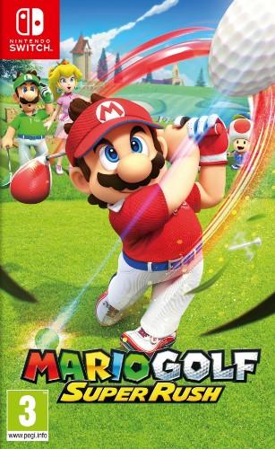 Nintendo Mario Golf: Super Rush Basic Nintendo Switch