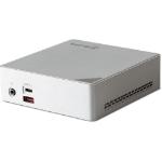 Wortmann AG 5000_V2 3.7GHz i3-6100 Micro Tower White Mini PC