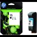 HP Cartucho de tinta original 15 grande negro