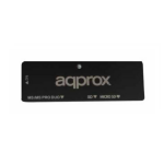 Approx APPCR01B USB 2.0 Black card reader