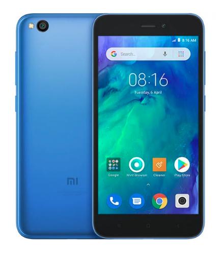 "Xiaomi Redmi Go 12.7 cm (5"") 1 GB 8 GB Dual SIM Blue 3000 mAh"