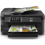 Epson WorkForce WF-7610DWF 4800 x 2400DPI Inkjet A4 18ppm Wi-Fi Black