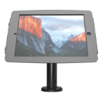 "Maclocks The Rise Space 12.9"" Black tablet security enclosure"
