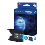 Brother LC-1280XLC Ink cartridge cyan, 1.2K pages LC1280XLC