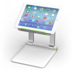 Belkin B2B118 multimedia cart/stand Multimedia stand Green,Silver Tablet
