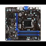 MSI B85M-E45 Intel B85 Socket H3 (LGA 1150) Micro ATX