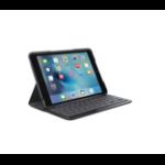 Logitech Focus Bluetooth QWERTY UK English Black mobile device keyboard