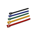ASSMANN Electronic AK-770904-150-M cable tie Parallel entry cable tie Fabric Multicolour 50 pc(s)