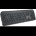 Logitech MX Keys teclado RF Wireless + Bluetooth QWERTY Español Negro