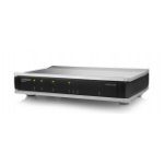Lancom Systems 1640E (EU) wired router Gigabit Ethernet Black,Silver
