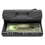 Royal Sovereign RCD-3000 counterfeit bill detector Black