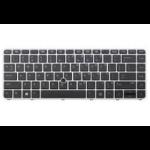 HP 836307-B31 Keyboard notebook spare part