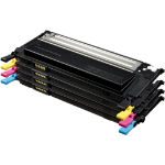 Samsung CLT-P409C 4 pc(s) Original Black, Cyan, Magenta, Yellow